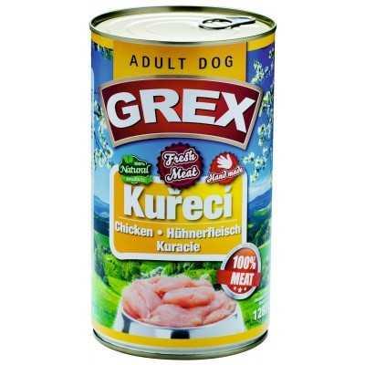 GREX Kuřecí 95% masa 1280g
