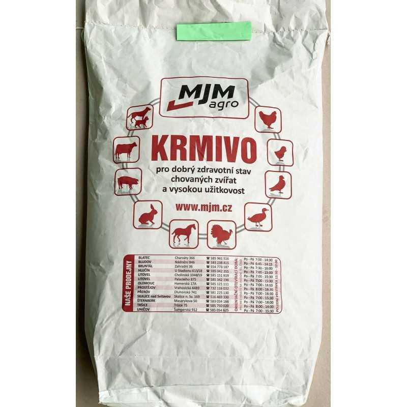 Krmná směs KK3 pro výkrm králíků granulovaná 20kg