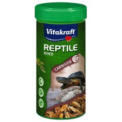 VITAKRAFT REPTILE MIXED CARNIVOR 250ml