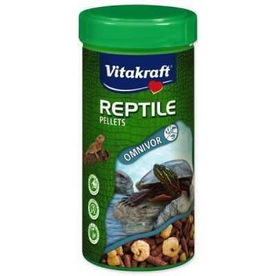 REPTILE PELLETS OMNIVORE1000ml-vodní želvy