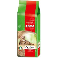 CAT BEST ŐKO PLUS 40Litrů-17,2kg