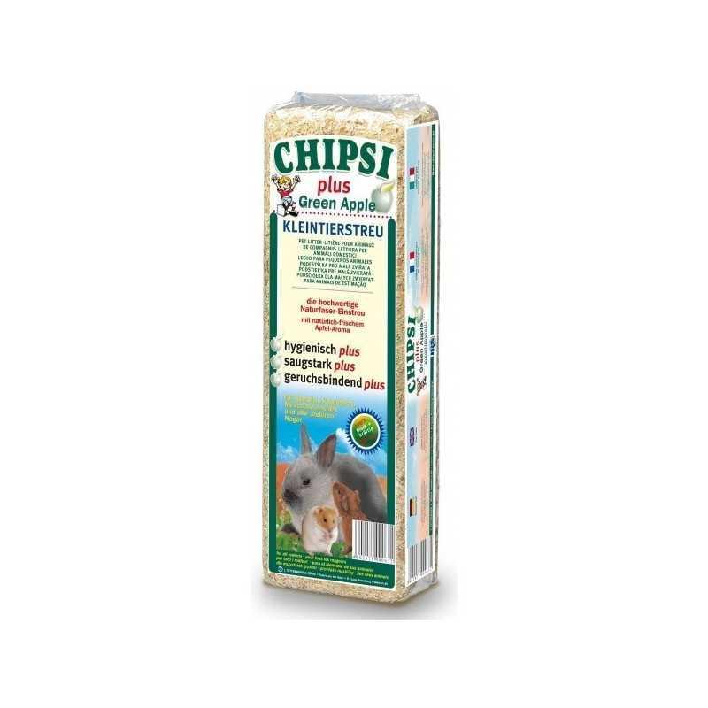 CHIPSI -GREEN-APPLE 15l. - 1kg