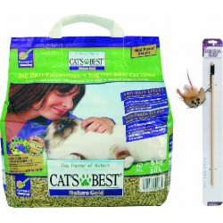 CAT BEST NATURE GOLD 10l.-6kg