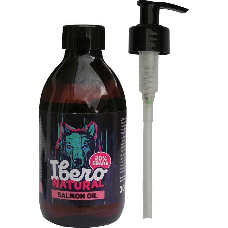 Ibero LOSOSOVÝ olej 250ml+50ml gratis/pumpička